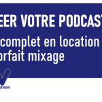 creer son podcast avec wonderstream