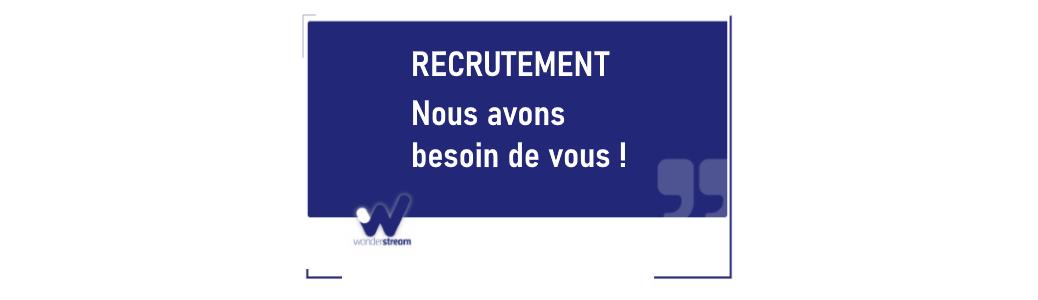 recrutement wonderstream